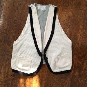 Janice McCarty Vintage Vest. Small